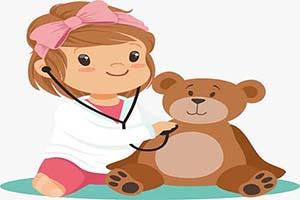 孩子肚子上有白斑是什么原因